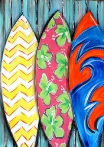 Canvas Surfs Up!