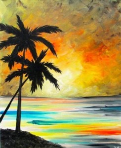 canvas palm beach